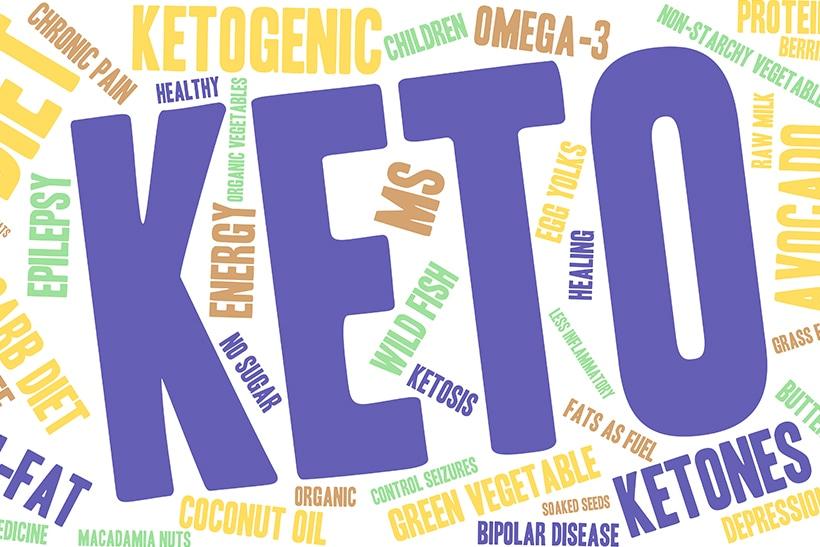 Meine diätetische Empfehlungen - Ketose